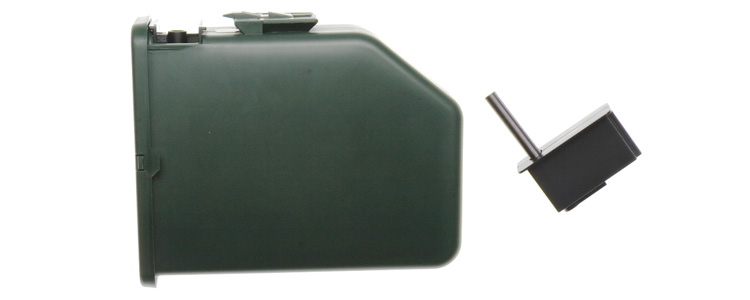 Classic Army 2500rd Box Magazine for M249