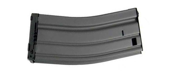 ASi M16 Grey Magazine 300rd