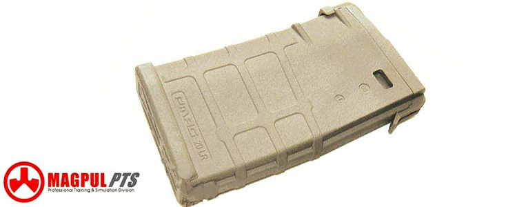 Magpul PTS P-Mag 7.62 140rd Dark Earth