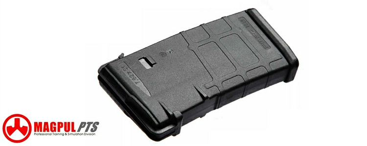 Magpul PTS P-Mag 7.62 140rd Black