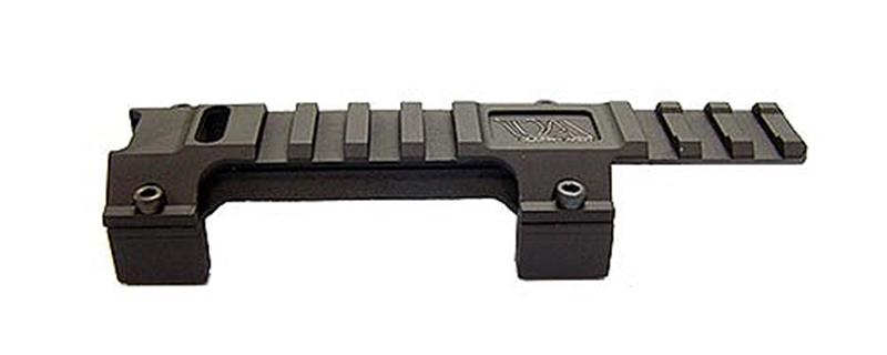 Classic Army Low Profile Mount for MP5 or G3 Series