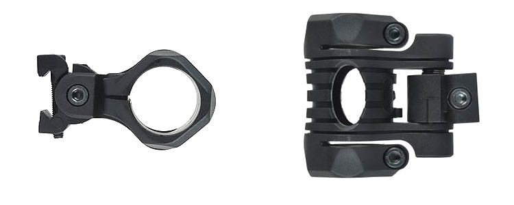Element 5 Position Flashlight Mount