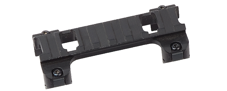 ASG MP5/G3 Low mount