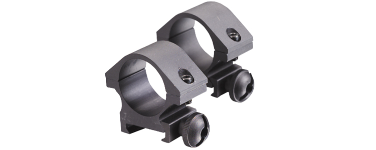 Strike Scope Mount 25mm Low