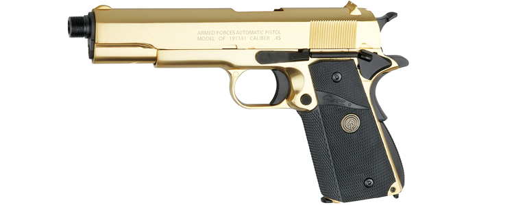 Socom Gear 1911A1 Gold Plated