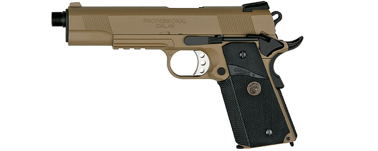 Socom Gear 1911 US Marine MEU Tan
