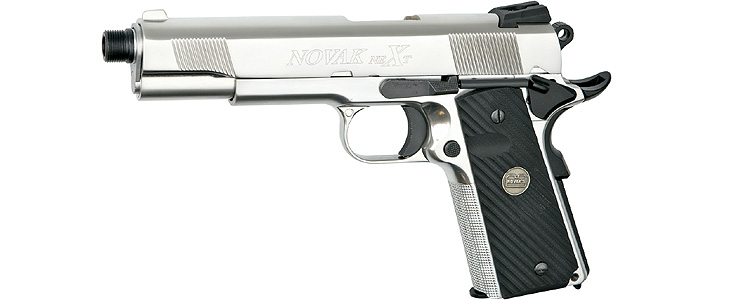 Socom Gear 1911 Novak Next Silver /w bag