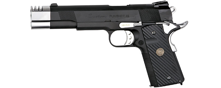 Socom Gear Punisher 1911 2 tones /w case