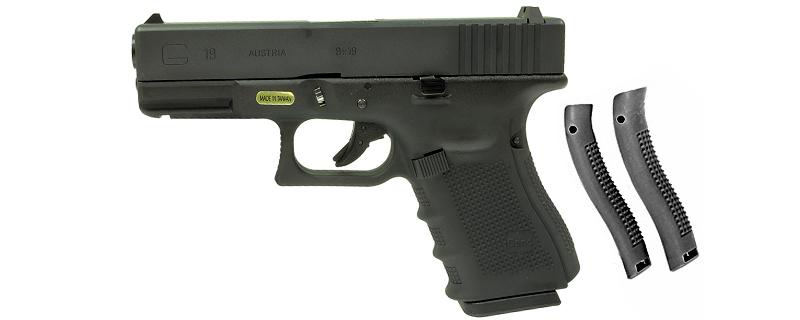 WE Glock 19 Gen4 Black