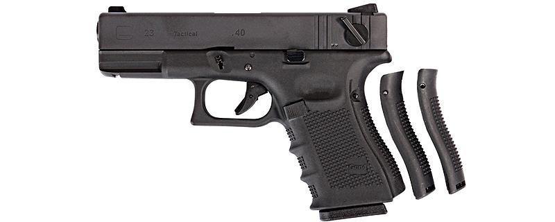 WE Glock 23 Gen4 Black