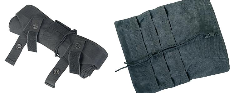 Viper Foldable Magazine Dump Pouch Black