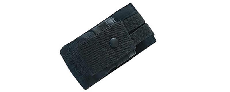 Viper Black GPS/Radio Pouch