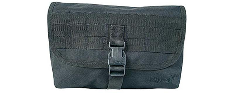 Viper Black Large Utility Pouch
