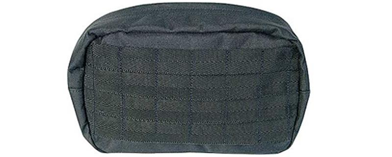Viper Black Medium Utility Pouch