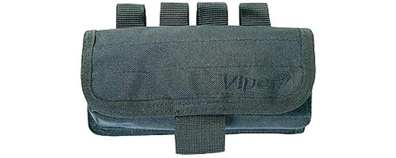 Viper Black Small Utility Pouch