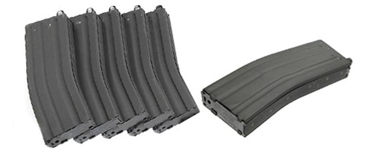 Systema PTW 120rd Spare Magazine (6 Pack)