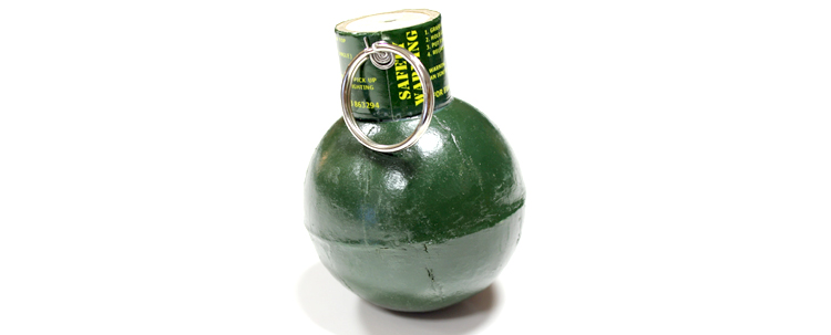 TLSFx Ball Grenade (Pull Ring)