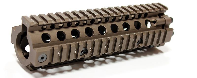 Lite Rail System Mk18 II RIS 7.0 Bronze
