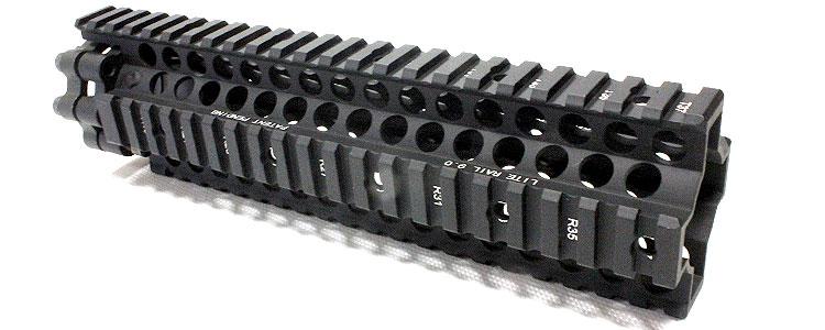 M4/M15 DD Lite Rail 9.0