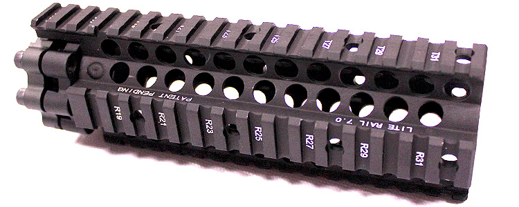 M4/M15 Lite Rail 7.0