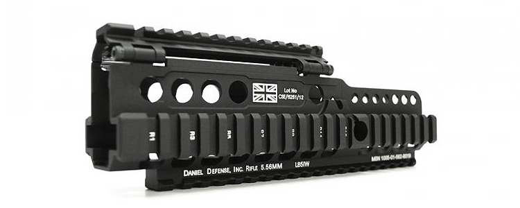 Madbull Daniel Defense L85/SA80 Rail