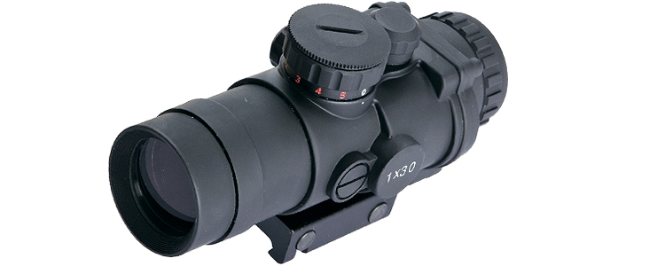 Strike Tactical Comp Red/Green Dot