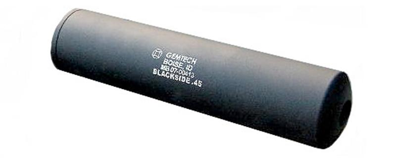 MadBull Blackside Silencer
