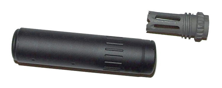 SCAR SD CQB QD Silencer w/ Flash Hider