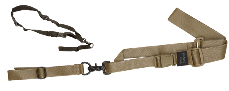 Strike 1-Point Trooper Sling Black