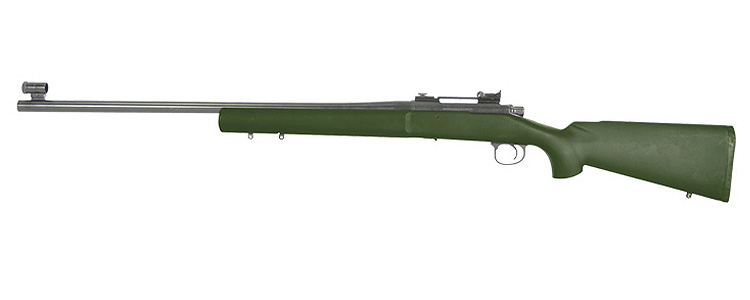 KJ Works M700 Gas Sniper Olive Drab