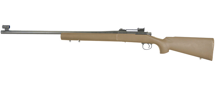 KJ Works M700 gas Sniper Tan