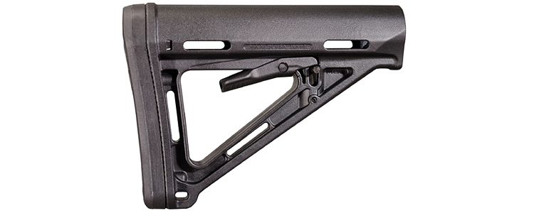 M4 MOE Stock - Black