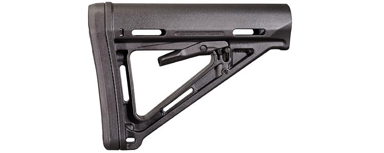 M4 MOE Stock - Black
