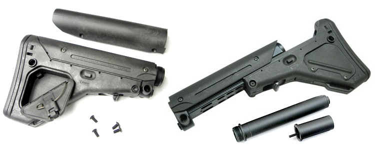 Magpul PTS UBR Stock (GBB) Black