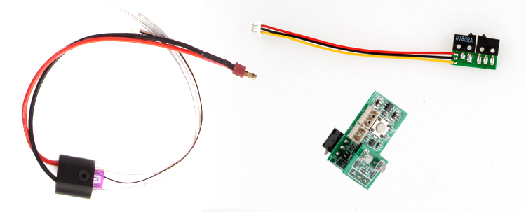 eTiny Advanced Micro Mosfet & ECU Set