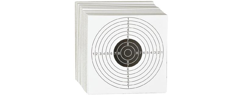 14cm Shooting Target (100pcs)