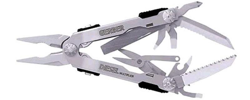 Gerber Diesel Multi Tool (Stainless Steel)