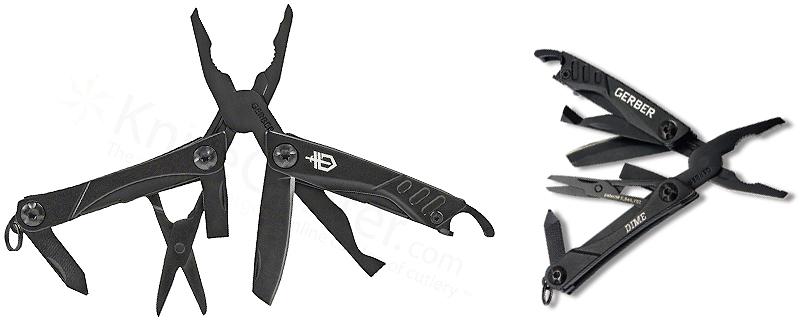 Gerber Dime Micro Tool (Black)