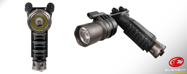 Element M910A CREE Foregrip Weapon Light