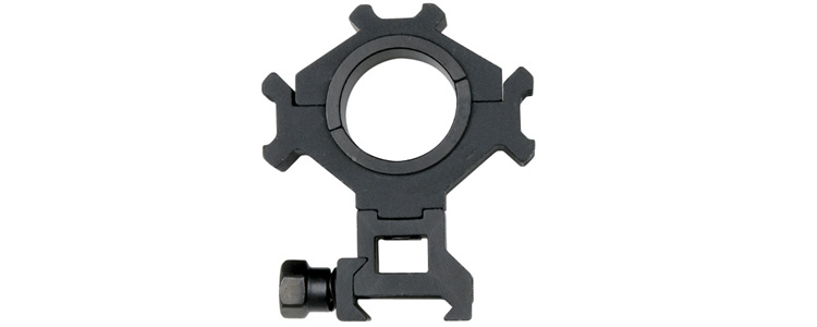 Strike Tri_rail Mount for Red Dot