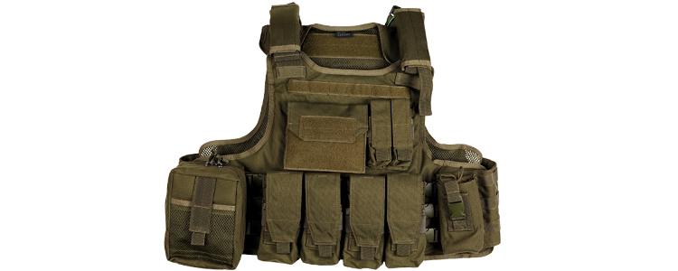 Strike CIRAS Vest Olive Drab