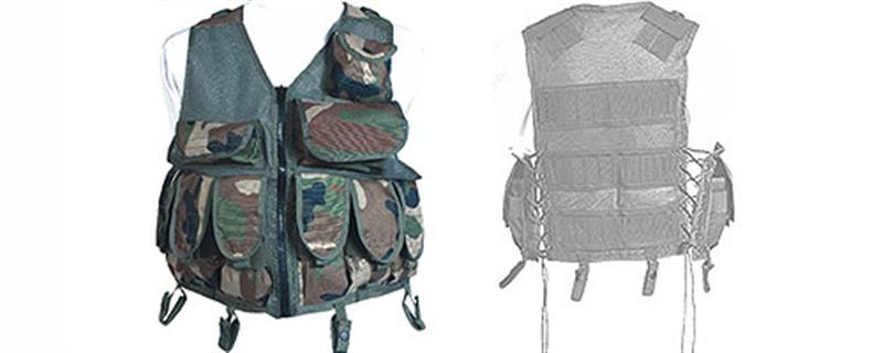 Viper US Woodland LA Special Forces Vest