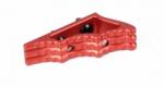 FX CNC M-LOK Angled Grip Red