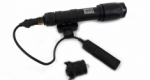 Nuprol NX600L Tactical Torch Black