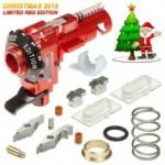 Maxx Model CNC Aluminium Hop Up / ME PRO (Red)