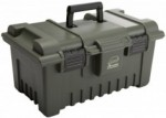 Shooters Case XL With Gun Rest - Green