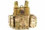 Nuprol RTG Tactical Vest / Camo