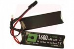 Nuprol Power 7.4v 1600mAh Split Lipo Battery