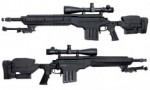 ASG ASW338LM Ashbury Sniper Rifle - Black