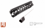 PTS Syndicate Fortis REV  Free Float Rail System 9 Black